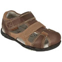 Pediped Flex Joshua Chocolate Brown
