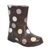 Pediped Flex Giselle Boot Choc Brown