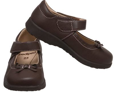 Pediped Flex Isabella Chocolate Brown