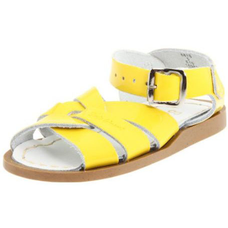 Salt Water Sandals The Original Sandal Yellow