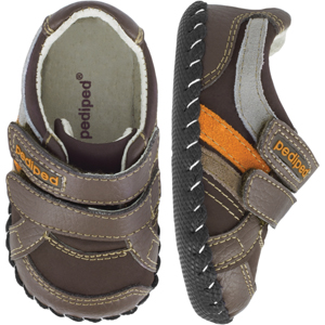 Pediped Originals Charleston Choc Brown