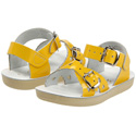 Salt Water Sandals Sweetheart Yellow