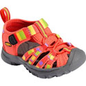 Keen Whisper Raya Hot Coral Infants