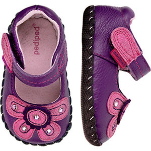 Pediped Selena Purple