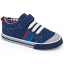 Kai by See Kai Run Sneakers Bryce Navy (US 10)