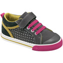 Kai by See Kai Run Sneakers Noel Gray (US YOUTH 3)