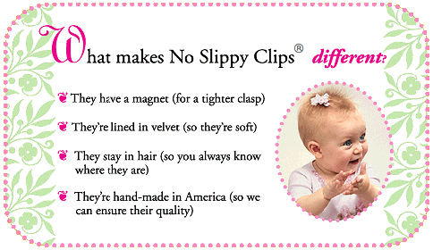 No Slippy Hair Clippy - Alexis Lime
