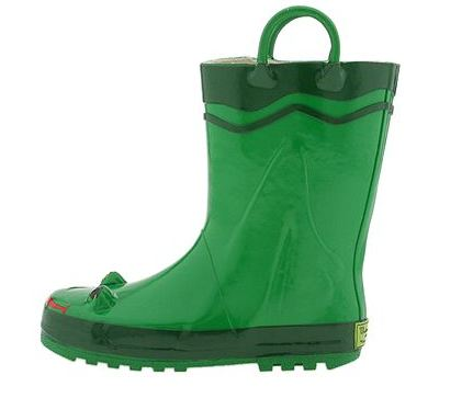 Western Chief Frog Boot
