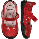 Pediped Grip n Go Harlow Red Glitter