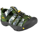Keen Newport H2 Bronze Green Kids