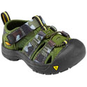 Keen Newport H2 Bronze Green Infants