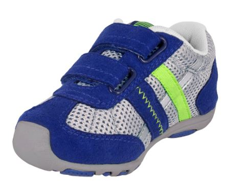 Pediped Flex Gehrig Blue Grey Lime