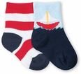Country Kids - Sailboat Bootie 2 Pack
